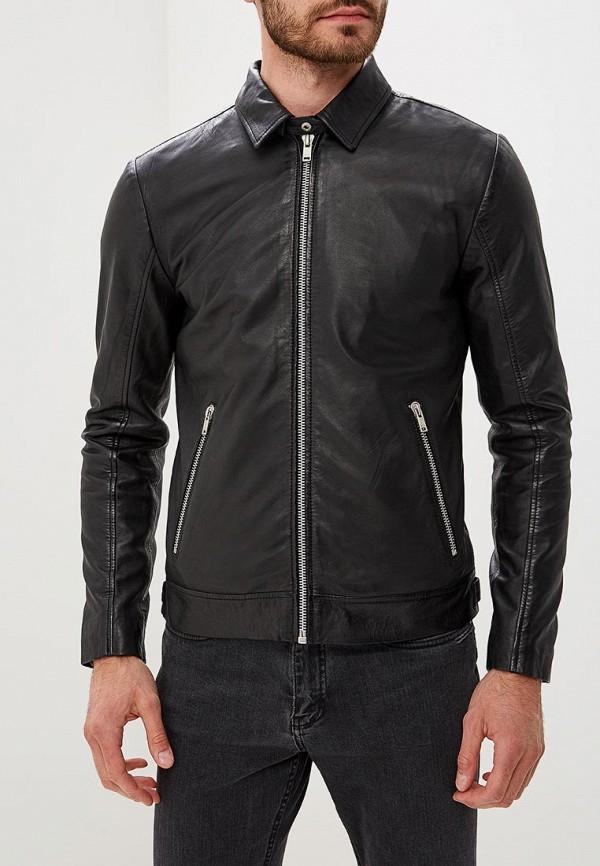 Куртка кожаная Lindbergh Lindbergh LI035EMBZJD0 joão lopes marques mees kes tahtis olla lindbergh