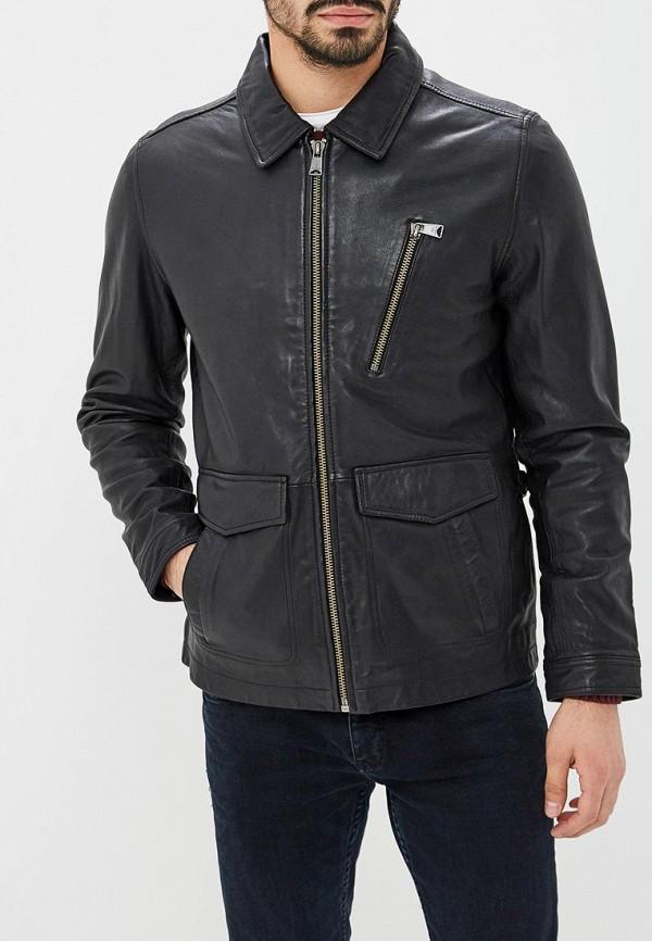 Куртка кожаная Lindbergh