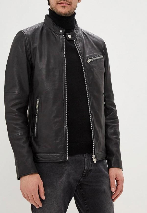 Куртка кожаная Lindbergh Lindbergh LI035EMEGFS4