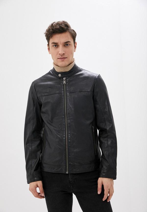 мужская куртка lindbergh, черная