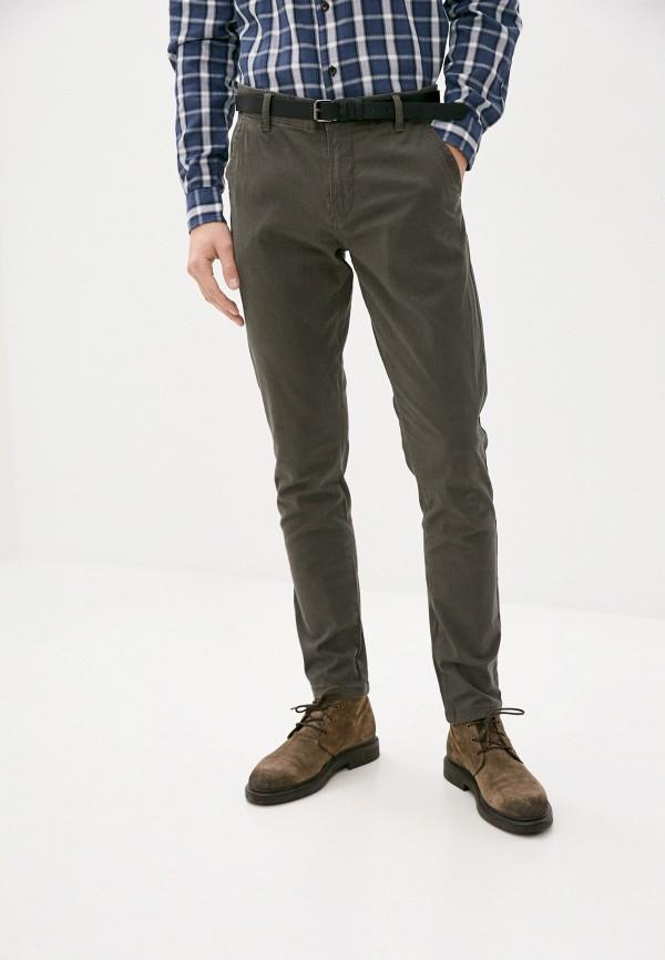 мужские брюки чинос lindbergh, хаки