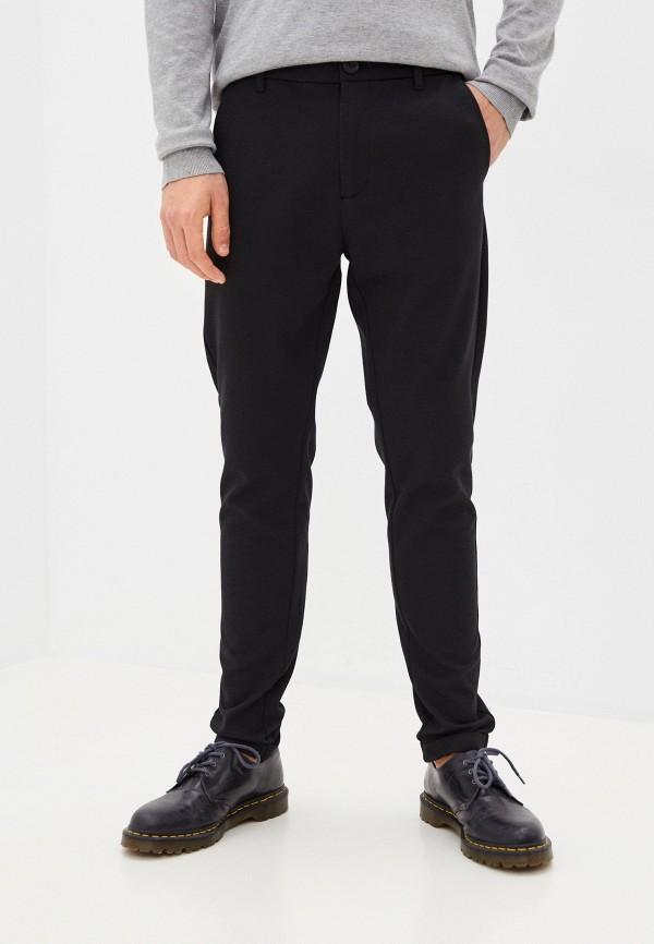 мужские классические брюки lindbergh, черные
