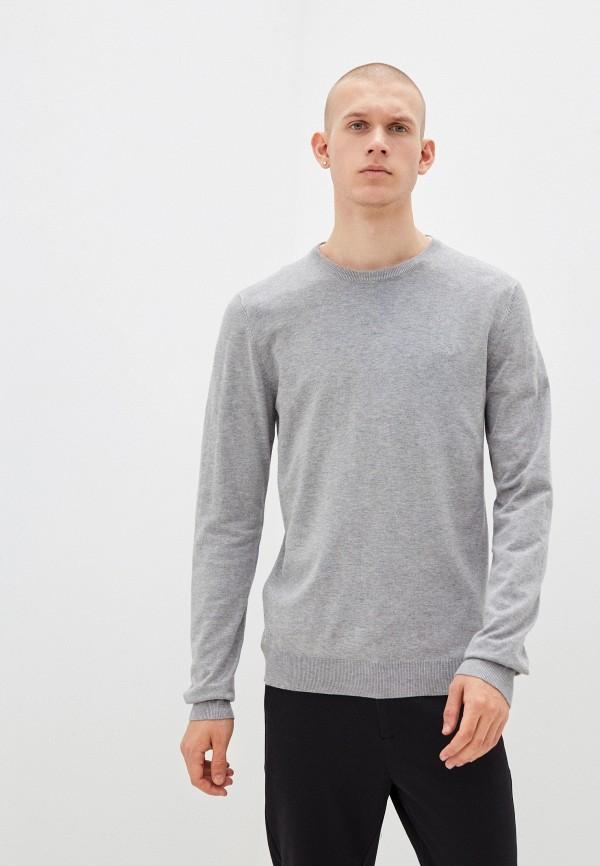 мужской джемпер lindbergh, серый
