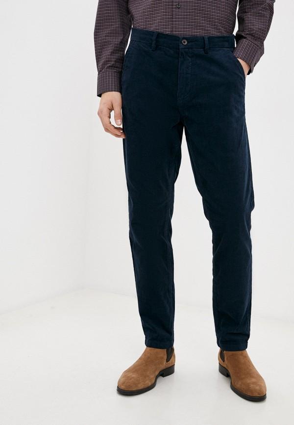 мужские повседневные брюки lindbergh, синие