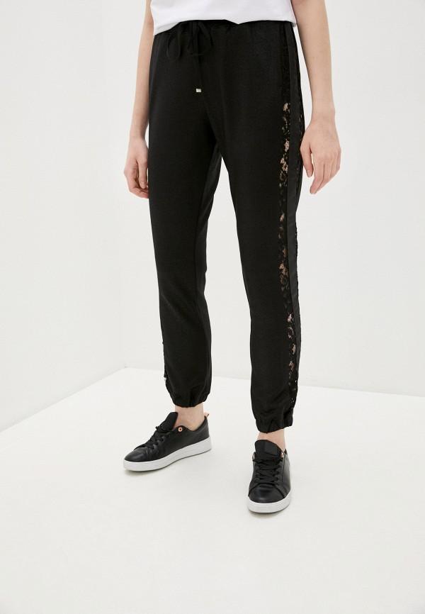 женские брюки liu jo sport, черные