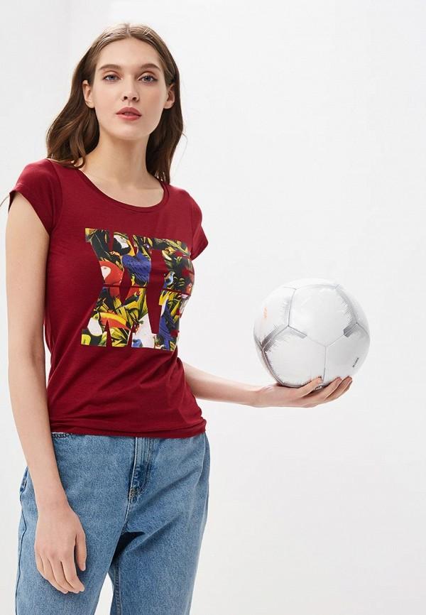 Футболка Liana Liana LI039EWBXTN0 пальто liana liana li039ewbsbc3
