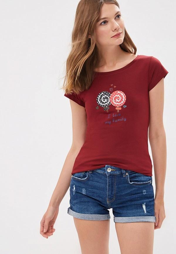Футболка Liana Liana LI039EWBXTN3 футболка liana liana li039ewbxtu3
