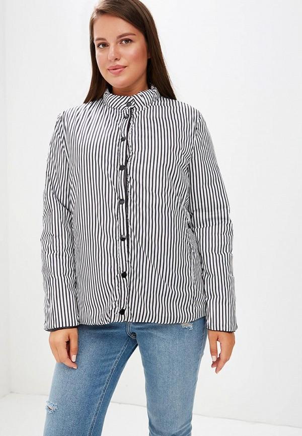 Куртка утепленная Liana Liana LI039EWCHHY8 куртка джинсовая liana liana li039ewbhjw9