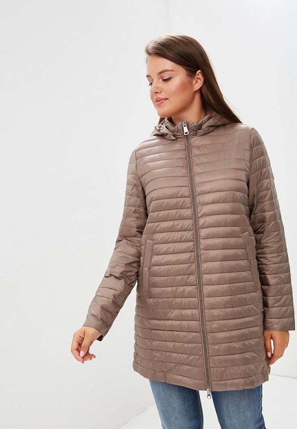 Куртка утепленная Liana Liana LI039EWCHHZ5 куртка джинсовая liana liana li039ewbhjw9