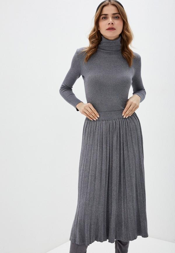 женский костюм liana, серебряный