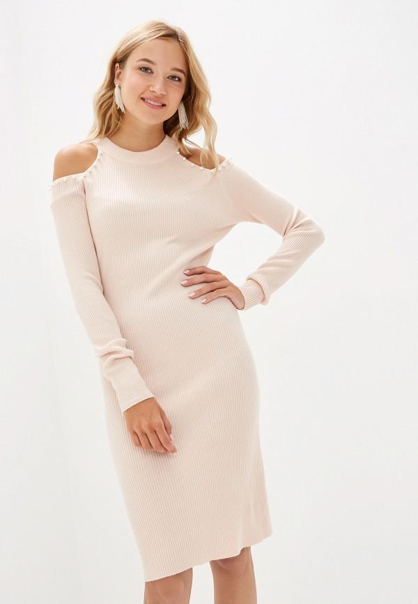 цена Платье Liana Liana LI039EWGKQI8 онлайн в 2017 году