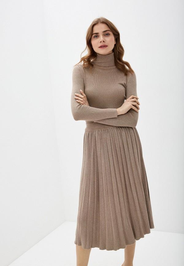 женский костюм liana, бежевый