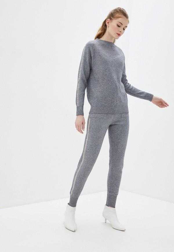 женский костюм liana, серый