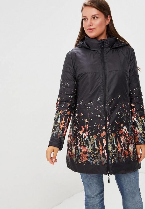 Куртка утепленная Liana Liana LI039EWYUL31 куртка джинсовая liana liana li039ewbhjw9