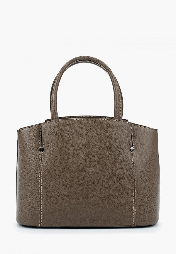 женская сумка lisa minardi, бежевая