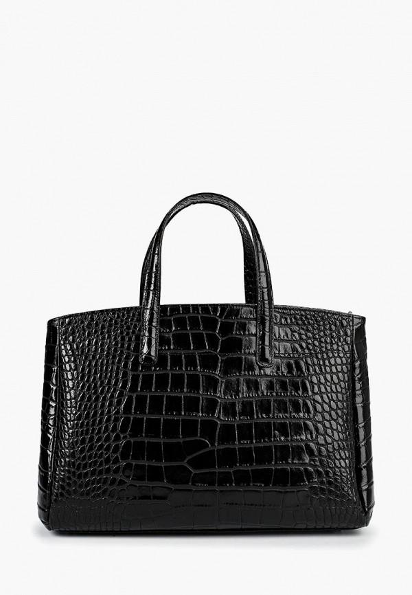 женская сумка lisa minardi, черная