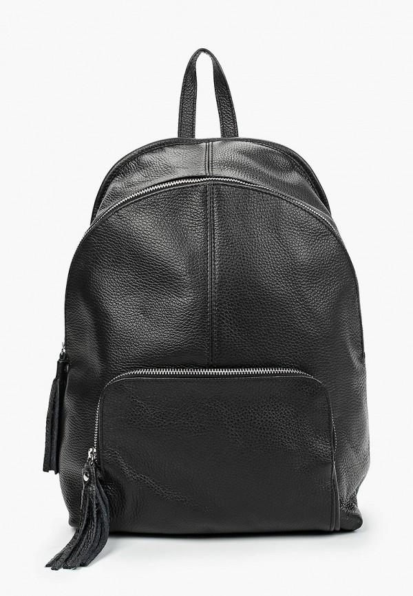 женский рюкзак lisa minardi, черный