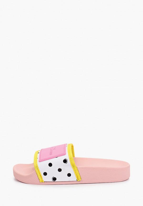 сланцы marc jacobs для девочки, разноцветные