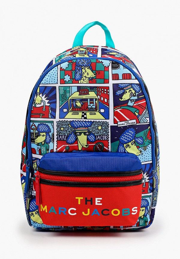 рюкзак marc jacobs для мальчика, разноцветный