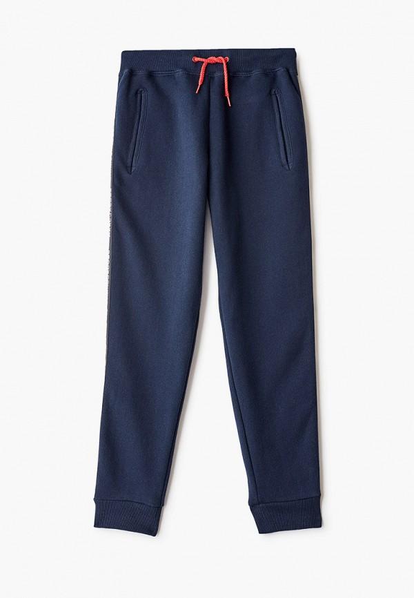 спортивные брюки little marc jacobs для мальчика, синие