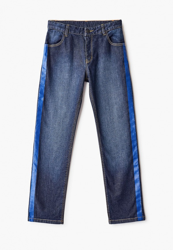 джинсы little marc jacobs для мальчика, синие