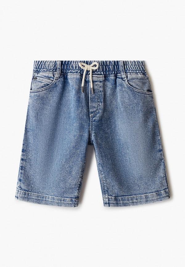 цены Шорты джинсовые Little Marc Jacobs Little Marc Jacobs LI046EBICLH4