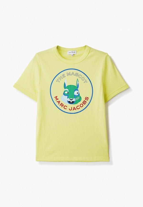 Футболка для мальчика Little Marc Jacobs W25464