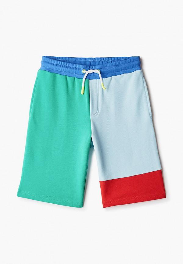 Шорты для мальчика спортивные Little Marc Jacobs W24234