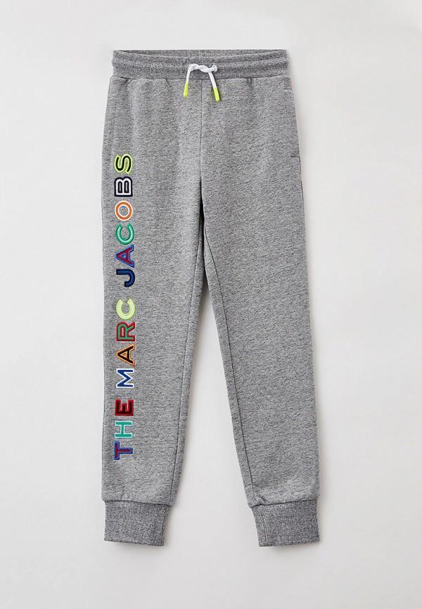 спортивные брюки little marc jacobs для мальчика, черные