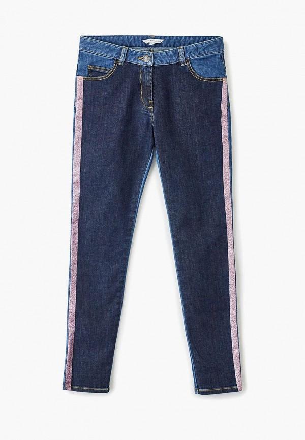 джинсы little marc jacobs для девочки, синие
