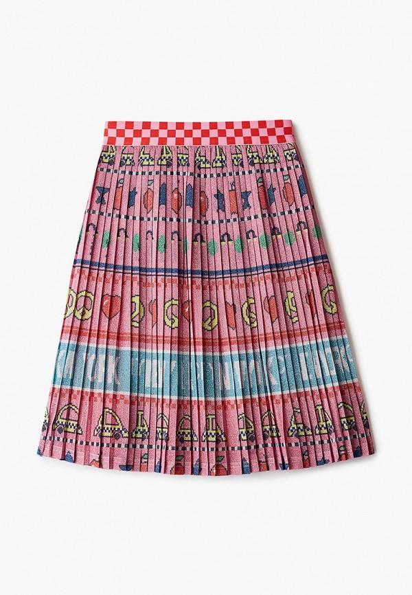 Юбка для девочки Little Marc Jacobs W13113 Фото 2