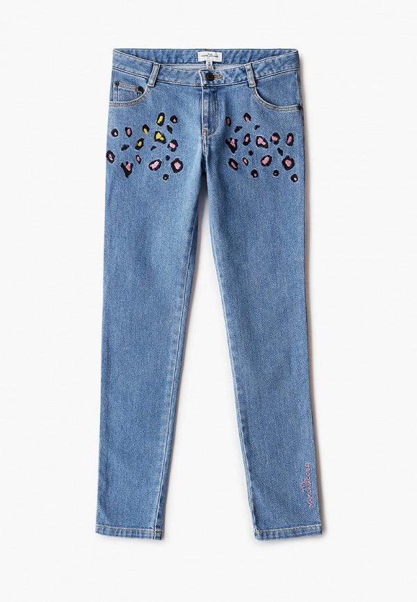 Джинсы для девочки Little Marc Jacobs W14254
