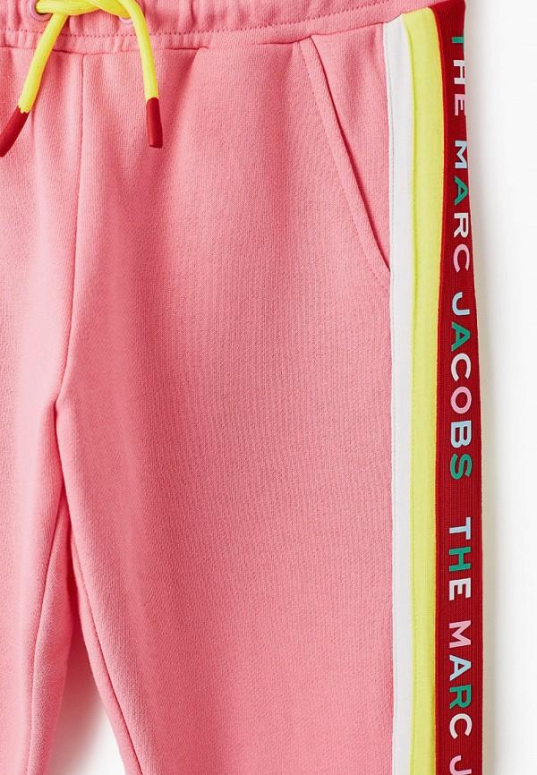 Брюки спортивные для девочки Little Marc Jacobs W14264 Фото 3