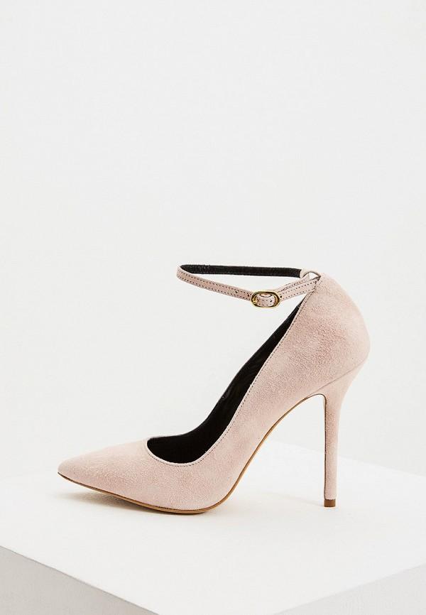 женские туфли liu jo, розовые