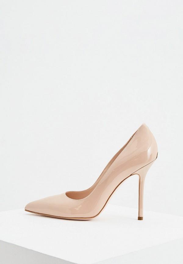 женские туфли-лодочки liu jo, розовые