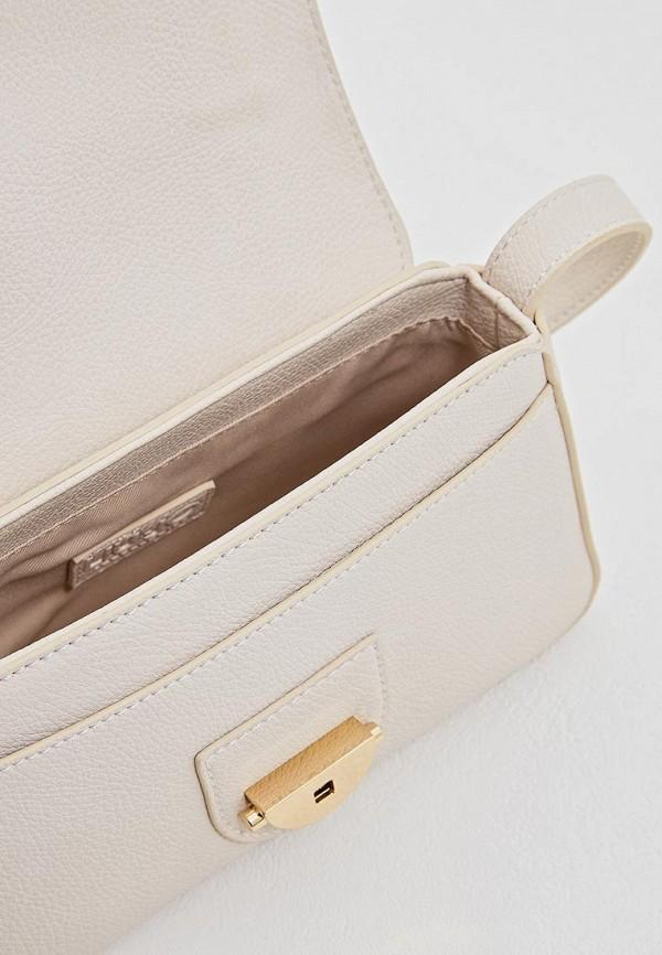 Фото 5 - женскую сумку Liu Jo бежевого цвета