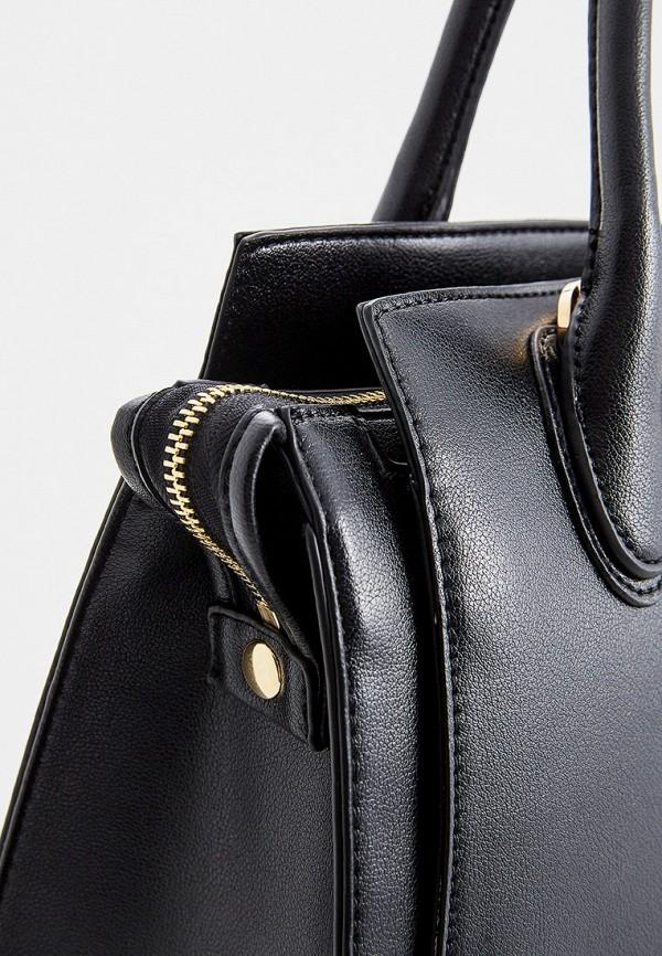 Фото 4 - женскую сумку Liu Jo черного цвета
