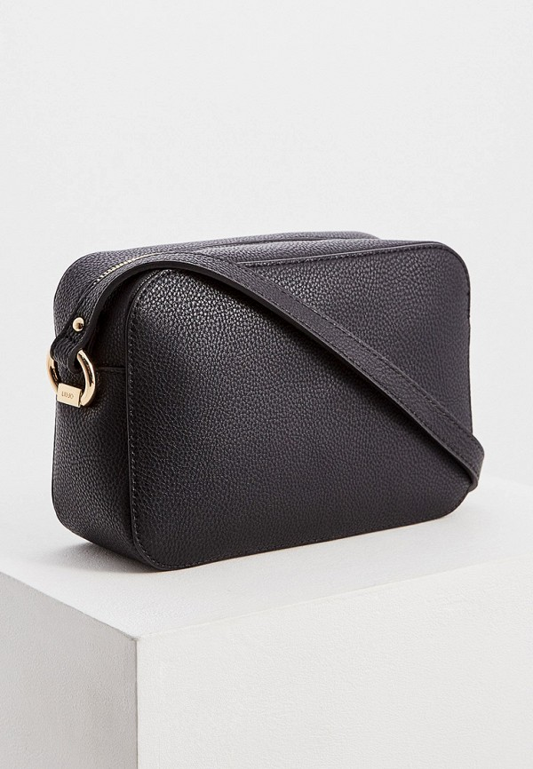Фото 2 - женскую сумку Liu Jo черного цвета