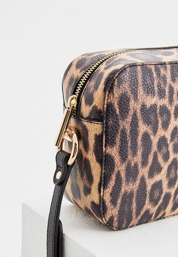Фото 4 - женскую сумку Liu Jo разноцветного цвета