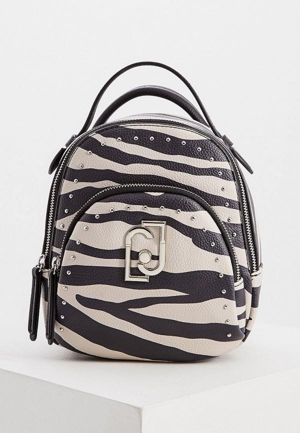 Фото - женский рюкзак Liu Jo бежевого цвета
