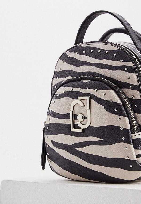 Фото 3 - женский рюкзак Liu Jo бежевого цвета