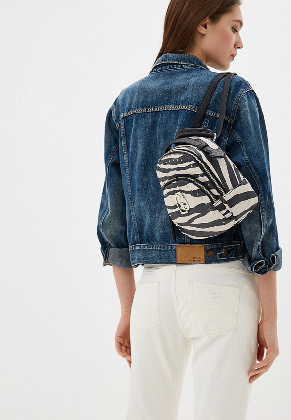 Фото 6 - женский рюкзак Liu Jo бежевого цвета