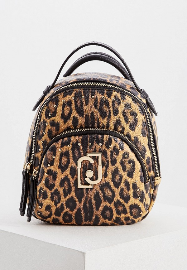 женский рюкзак liu jo, разноцветный