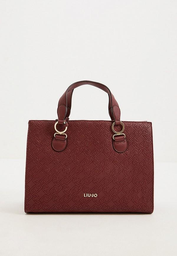 Сумка Liu Jo Liu Jo LI687BWFUEH4 сумка liu jo n18018e0040 22222