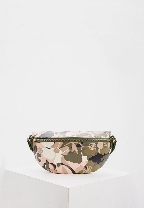 женская поясные сумка liu jo, разноцветная