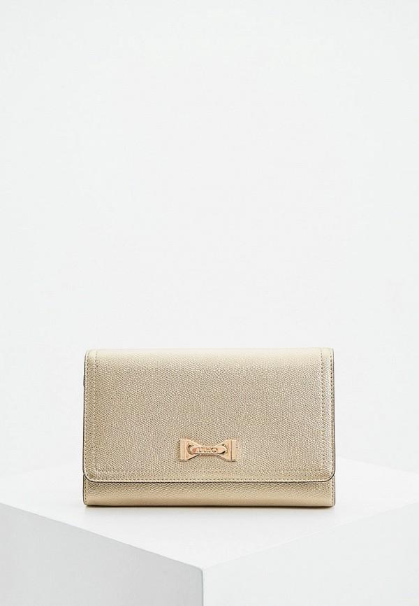 женская сумка liu jo, золотая