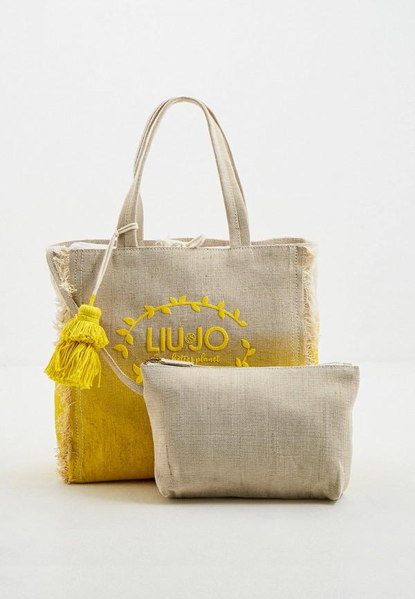 женская сумка liu jo, разноцветная