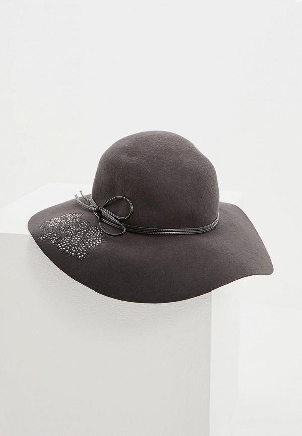 женская шляпа liu jo, серая