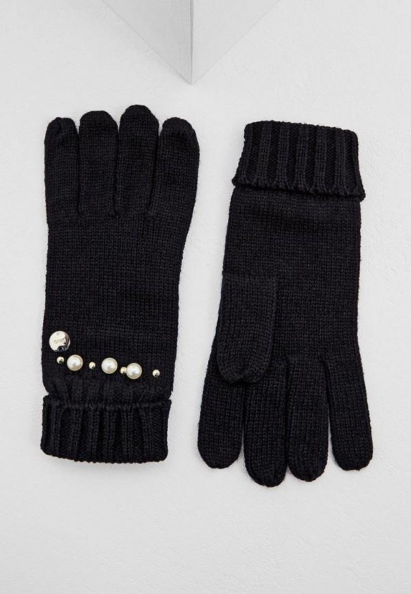 Купить Перчатки Liu Jo, li687dwbspa5, черный, Осень-зима 2018/2019