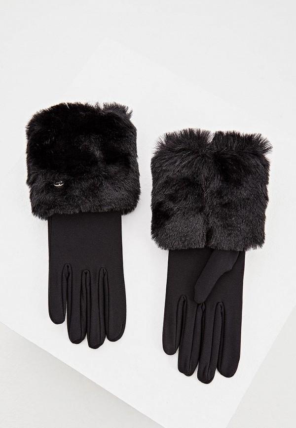 Купить Перчатки Liu Jo, li687dwbspa8, черный, Осень-зима 2018/2019